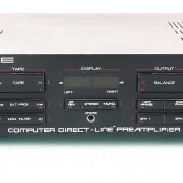 P101 Stereo Preamplifier