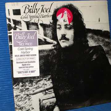 """BILLY JOEL  - """"Cold Spring Harbor"""" - Columbia 1983  Re-..."""