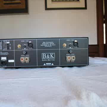 B & K Components B&K ST125.2 - Power Amplifier Black