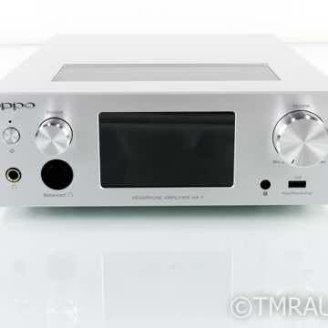 HA-1 Headphone Amplifier