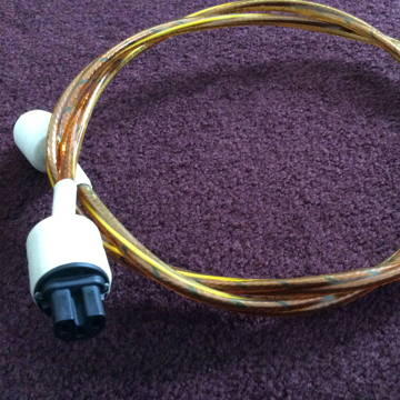 JPS Labs Kaptovator 2M Power Cord