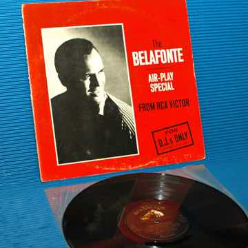 "HARRY BELAFONTE   ""Air-Play Special For DJ's Only"" -"