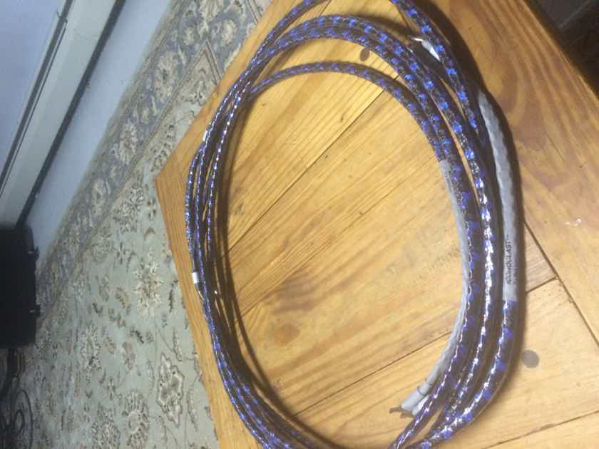 Iconoclast by Belden OFHC 10' speaker wire pair with spades