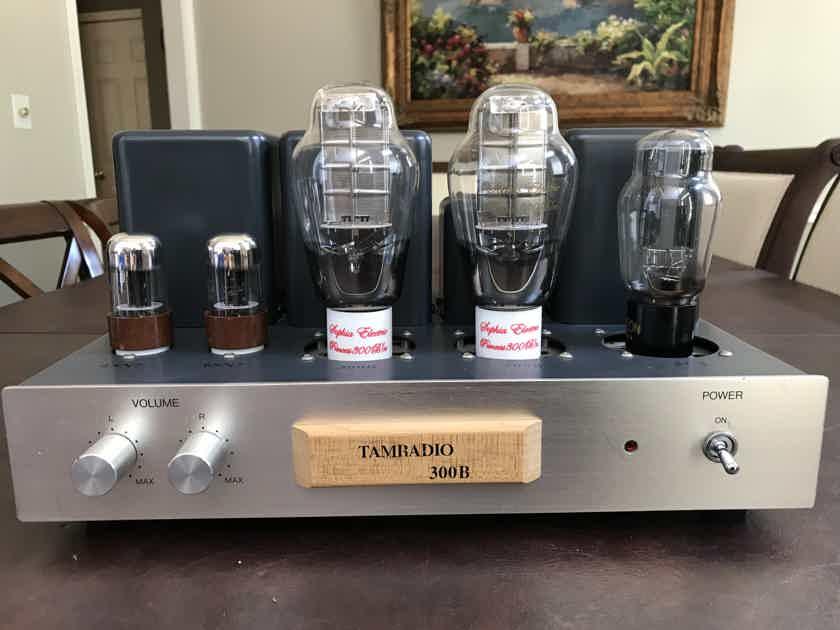 Tamradio 300B Power Amplifier