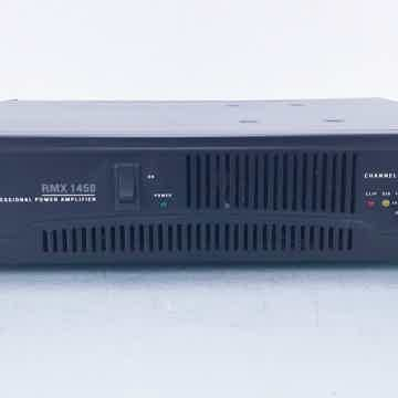 RMX 1450 Stereo Power Amplifier