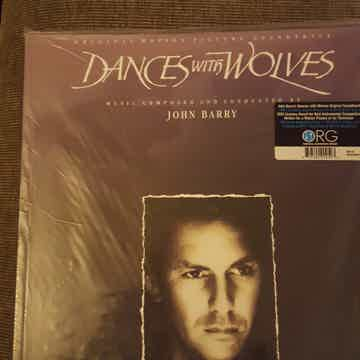 John Barry - New/Sealed Dances with Wolves - Limited Edition - 2 LP Set