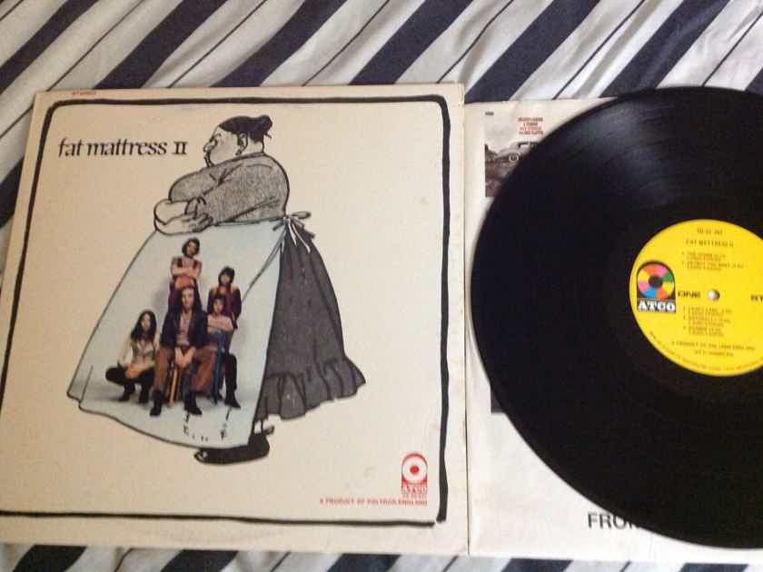 Fat Mattress((Noel Redding) - Fat Mattress II Atco Label LP NM