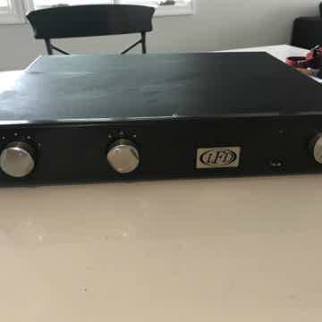 LFD Silver signature 205 integrated amp