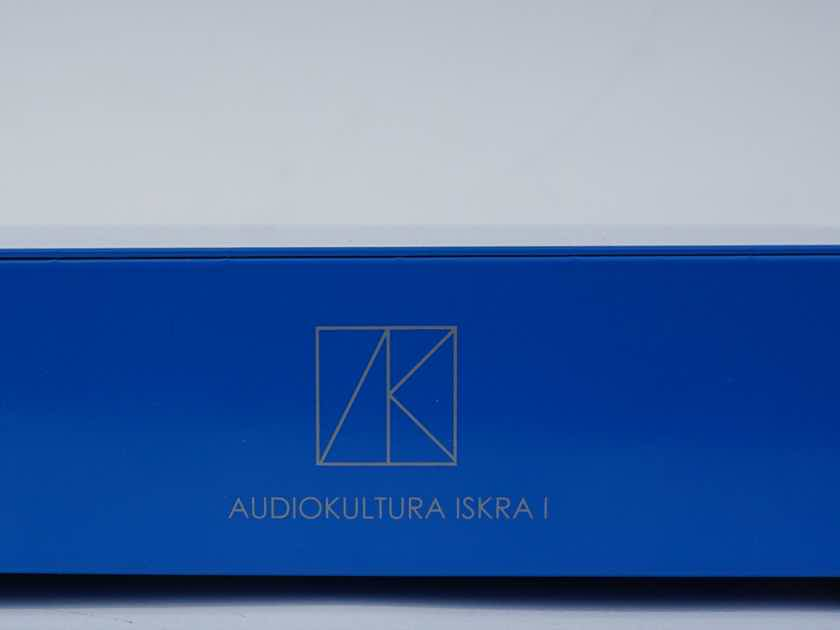 MM/MC Phono Stage, Audiokultura Iskra1. Brand New.