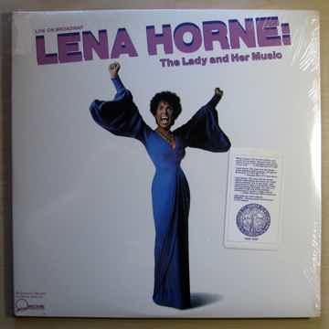 Lena Horne - The Lady And Her Music (Live On Broadway) ...