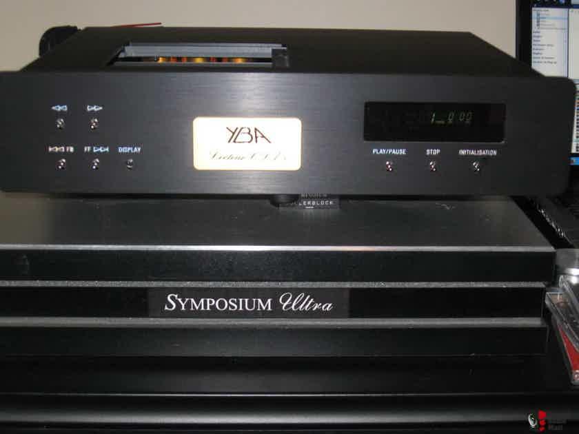YBA CD1 Alpha With Dual Power Supplies
