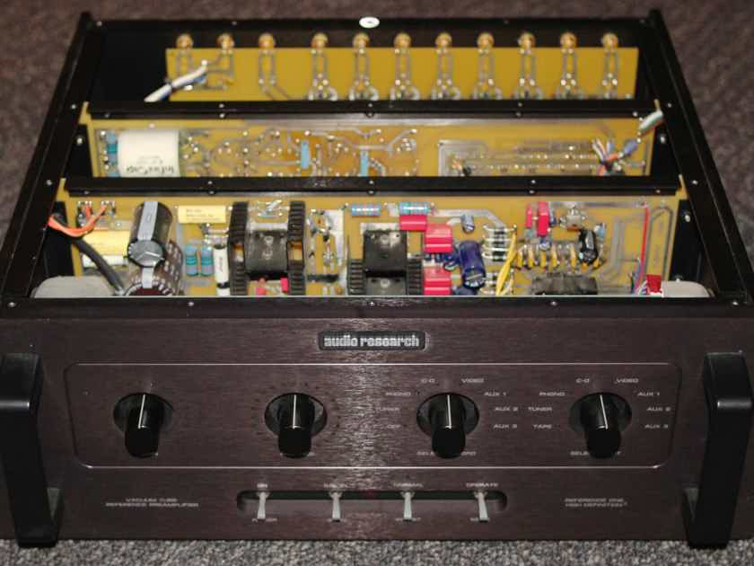 Audio Research Reference 1 TUBE Ref XLR & RCA  !!!