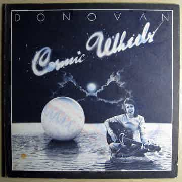 Donovan - Cosmic Wheels - 1973  Epic KE 32156