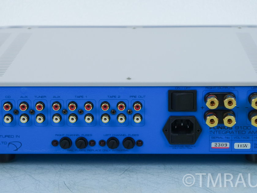 Plinius 9100 Stereo Integrated Amplifier (8435)