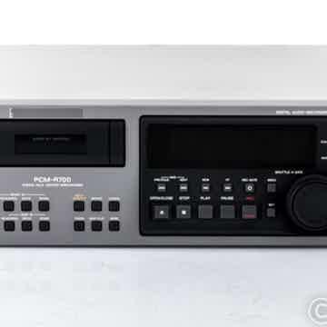 PCM-R700 Vintage Professional DAT Recorder