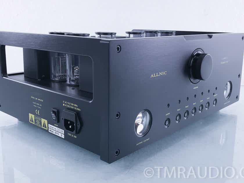Allnic Audio  L-3000 Mk 2 Stereo Tube Preamplifier (2140)