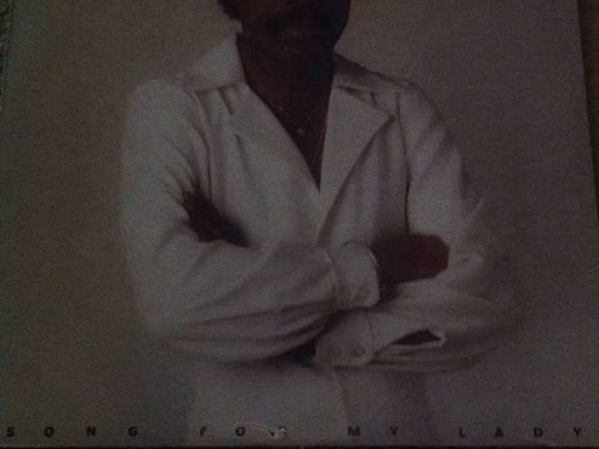 Jon Lucien - Songs For My Lady Columbia Records Vinyl LP  NM