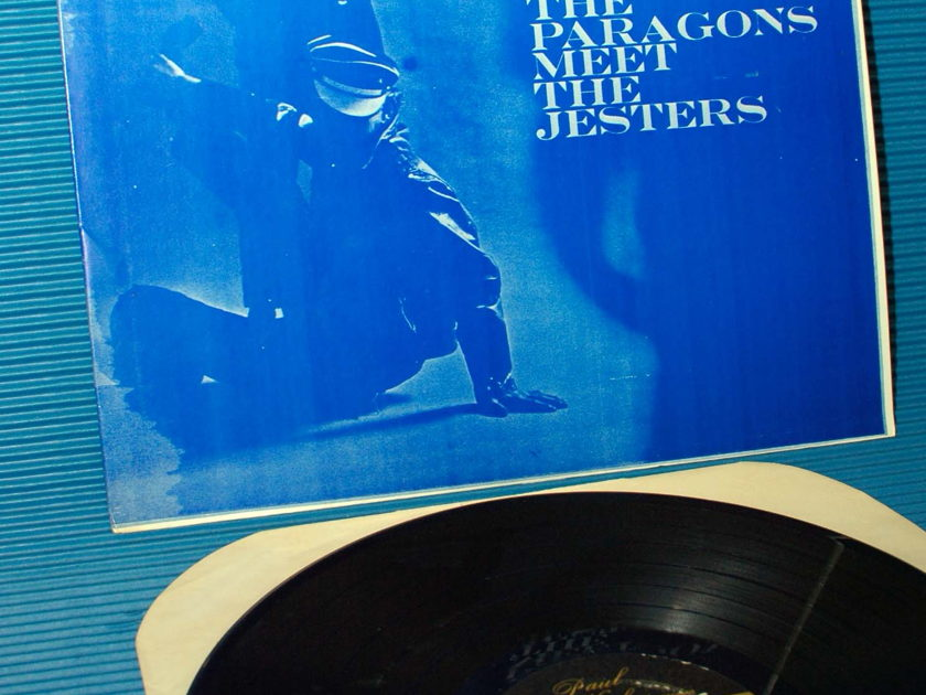"""THE PARAGONS / THE JESTERS   - """"The Paragons Meet The Jesters"""" -  Winley Records 1959 mono"""