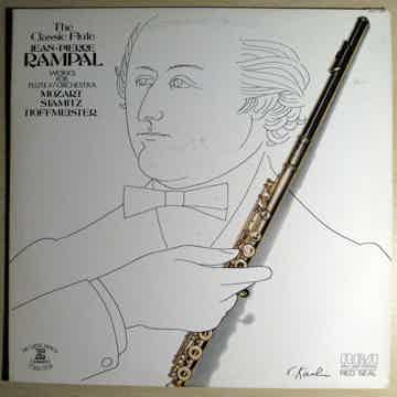 Jean-Pierre Rampal - The Classic Flute -1977  RCA Red S...