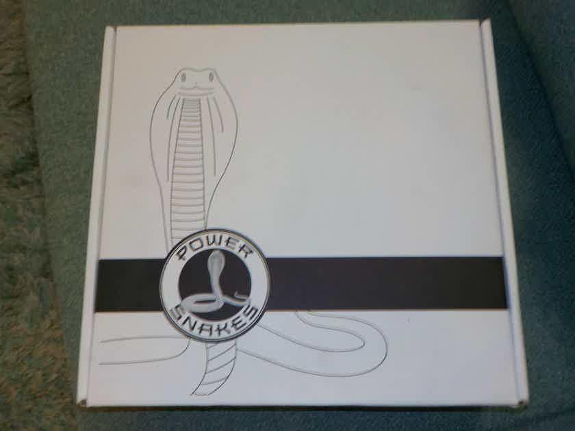 Shunyata Research Cobra Ztron Speaker Cables