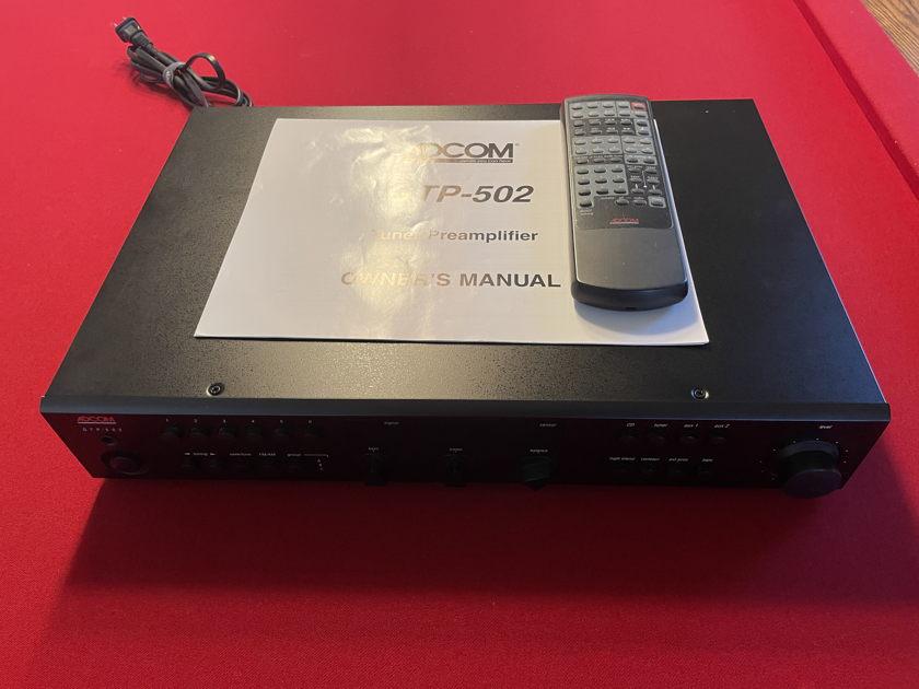 Adcom GTP-502