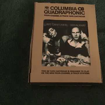 Art Garfunkel  Breakaway Quadraphonic 8 Track