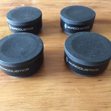 ISO-PUCK Isolation Vibration Footer