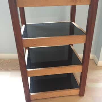 HHG Stands Wood/Granite Rack