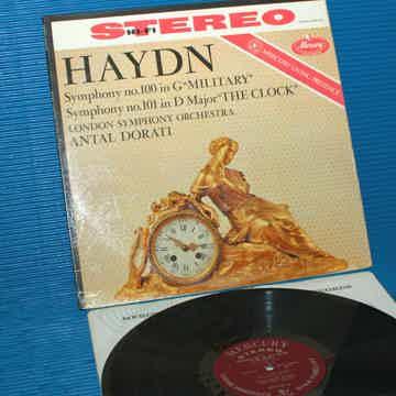 "HAYDN / Dorati  - ""Symphony 100 & 101"" - Mercury Living..."