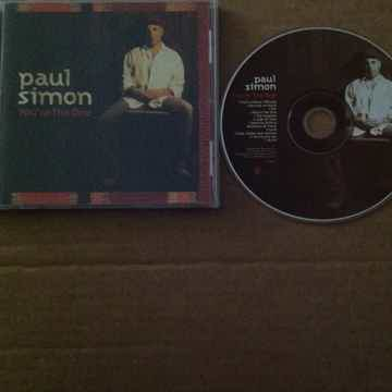 Paul Simon  - You're The One HDCD Warner Brothers Recor...