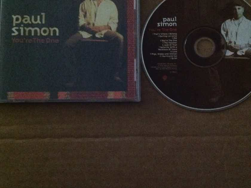 Paul Simon  - You're The One HDCD Warner Brothers Records Compact Disc