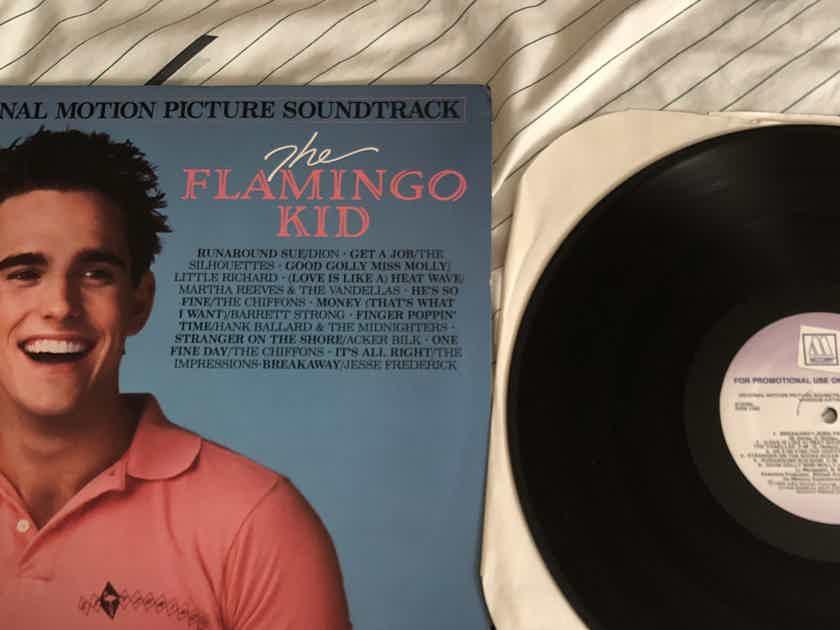 Various  The Flamingo Kid Soundtrack Motown Records Promo LP