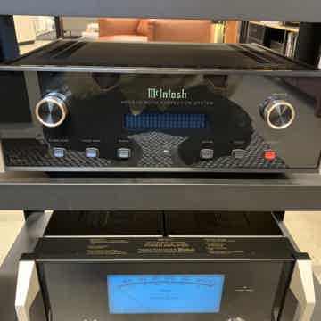 McIntosh MEN220 Room Correction System and Crossover