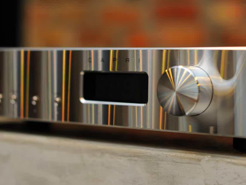 Jeff Rowland Capri Series 2 Stereo Preamp (240V)