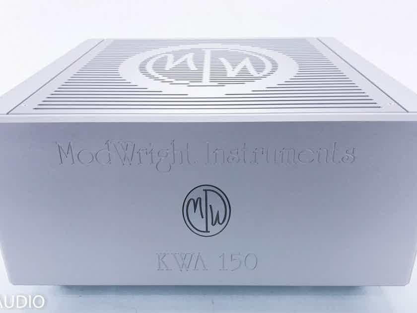 ModWright KWA 150 Power Amplifier; KWA150; Factory Updated w/ New Caps (21016)
