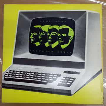 Kraftwerk - Computer World 1981 Original Vinyl LP WINCH...