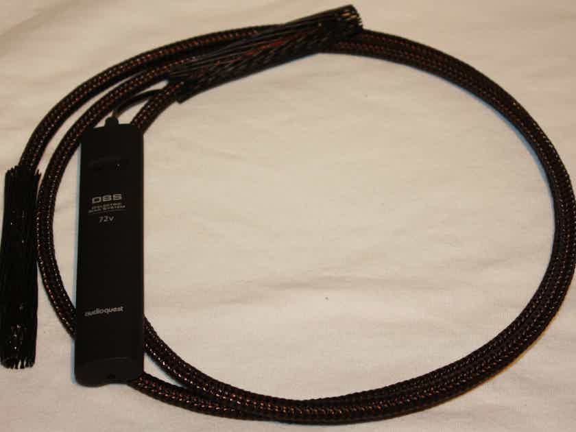 AudioQuest Coffee digital coax cable. 1.5m. NEW