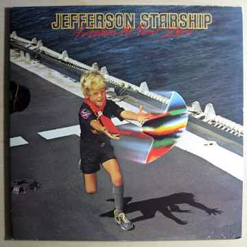Jefferson Starship - Freedom At Point Zero - 1979 Grunt...