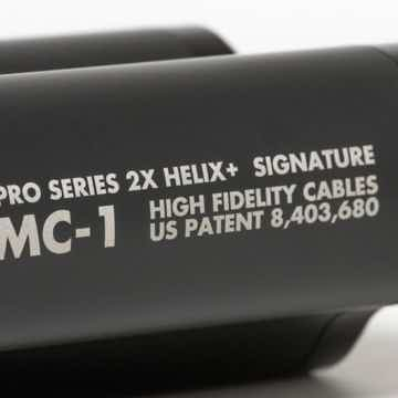 High Fidelity Cables MC-1 Pro Double Helix Signature