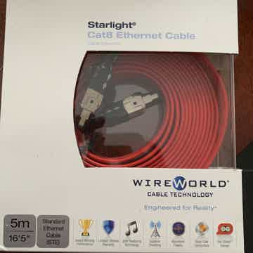 Wireworld 5M Starlight Cat8 Ethernet Cable