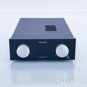 Heed Obelisk SI MkIII Stereo Integrated Amplifier