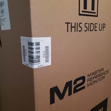 JBL M2 (pair) studio monitors