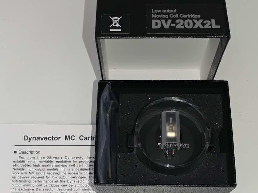 Dynavector DV-20X2L Brand New!!