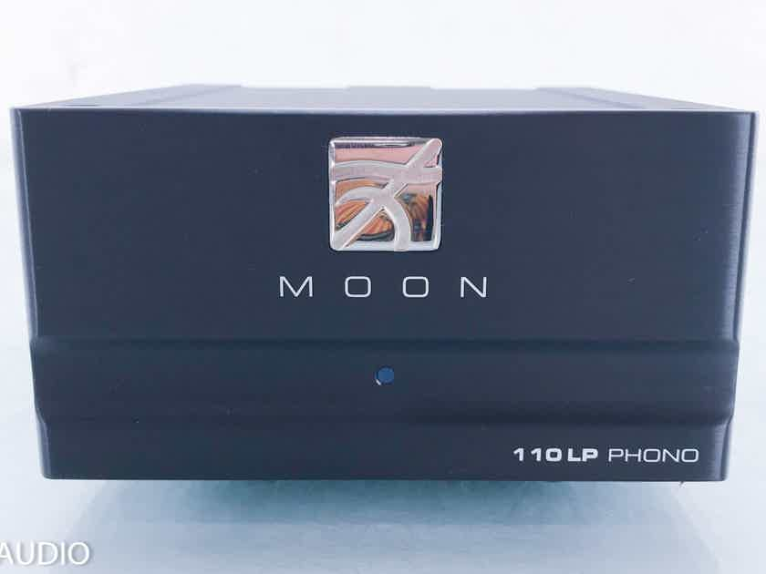 Simaudio Moon 110LP MM / MC Phono Preamplifier  (15412)