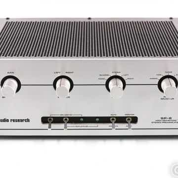 Audio Research SP-8 Rev1 Vintage Stereo Tube Preamplifier