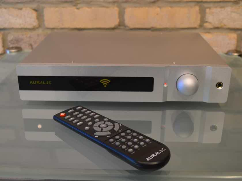 Auralic Altair Wireless Streamer, DAC, Preamp - 1 TB SSD / Wi-Fi
