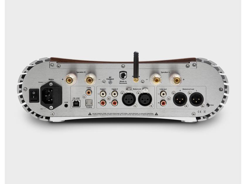 Gato Audio 400-SE  Precision Danish Quality-  Integrated Amplifier- BB Digital converters- OBO