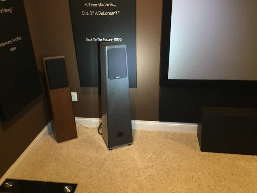 Unity Audio Fountainhead Signature Speakers