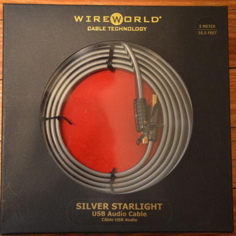 Wireworld Silver Starlight USB