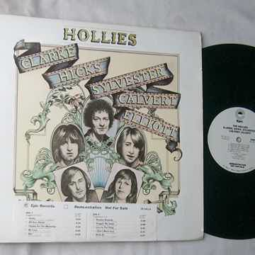 HOLLIES LP--feat Draggin' My Heels--
